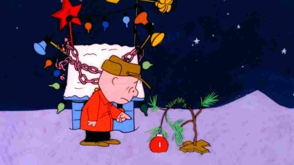 Holly-jolly holiday music abounds, and if you're not feeling holly or jolly, it can be hard to take.