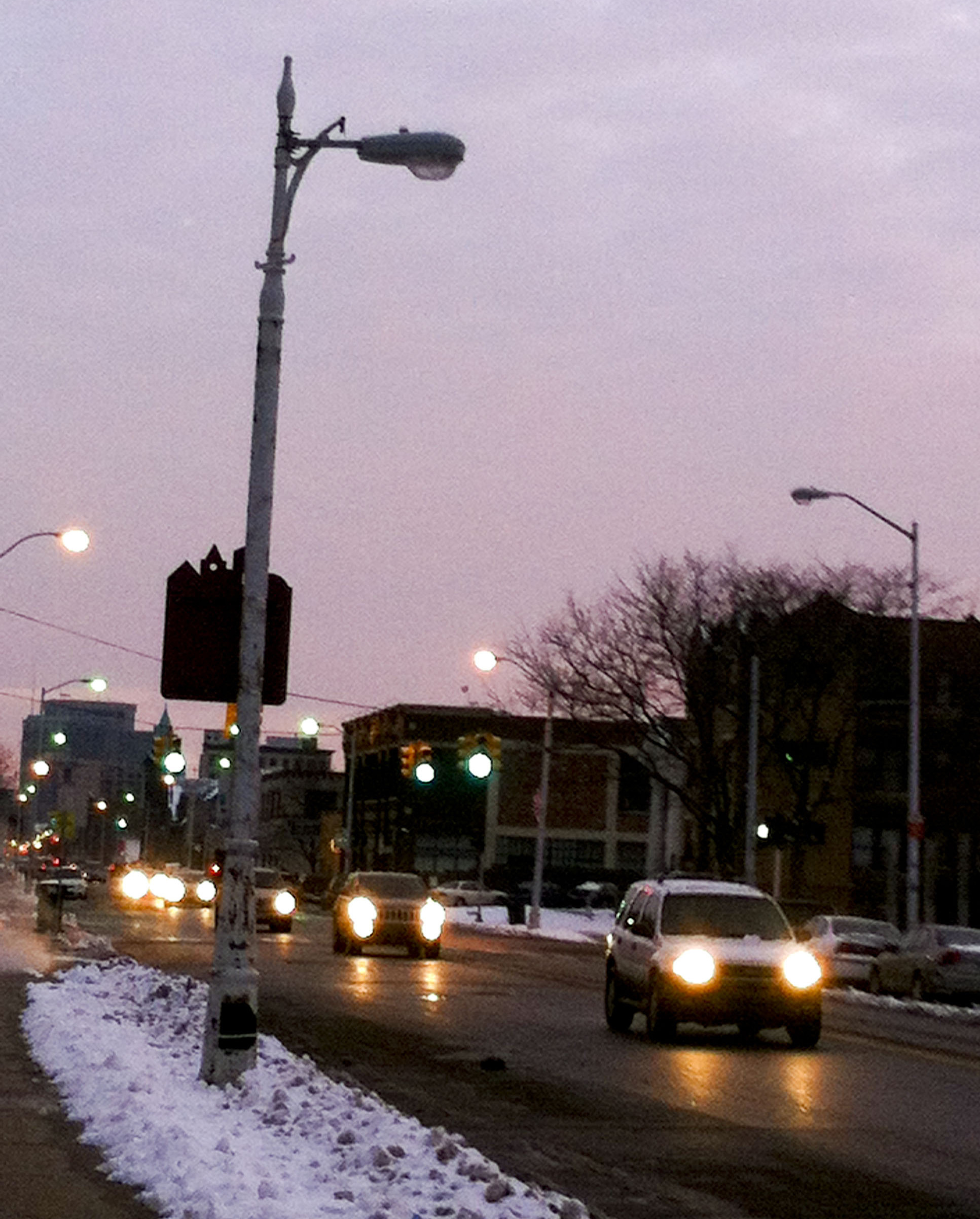 Bankruptcy Casts Shadow Over Detroit's Plan To Fix Streetlights