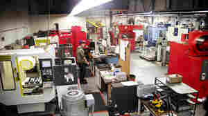 Manufacturing 2.0: Old Industry Creating New High-Tech Jobs