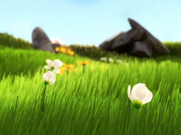 Flower, a 2009 release from thatgamecompany, is one of two video games the Smithsonian American Art Museum has acquired for its permanent collection.
