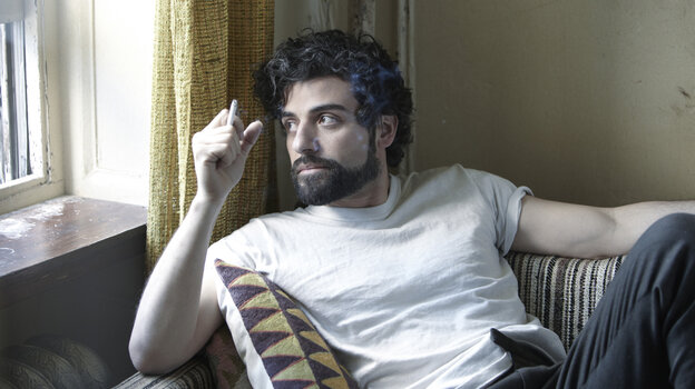 Oscar Isaac as the titular character in the upcoming Coen Brothers film Inside Llewyn Davis.