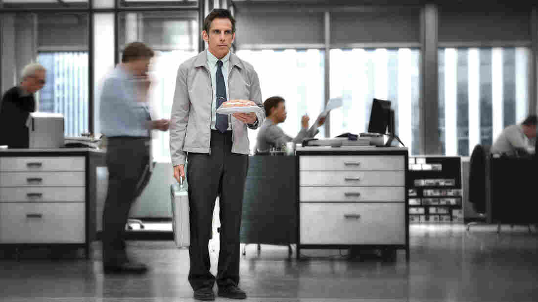 Ben Stiller stars as a man who escapes his humdrum life by daydreaming in The Secret Life of Walter Mitty, which he also directed.