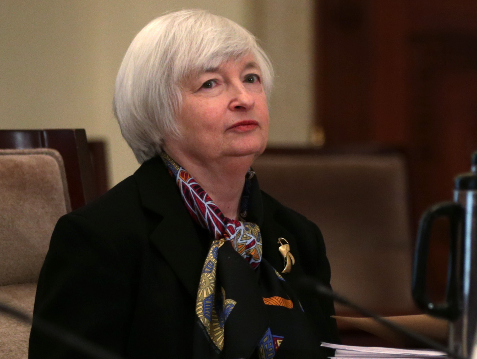 Yellen Nomination To Fed Clears Hurdle; Confirmation Likely