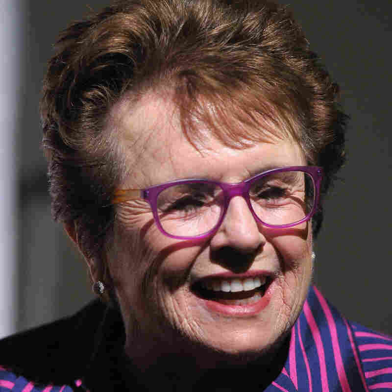 Billie Jean King Travels With A Message About History