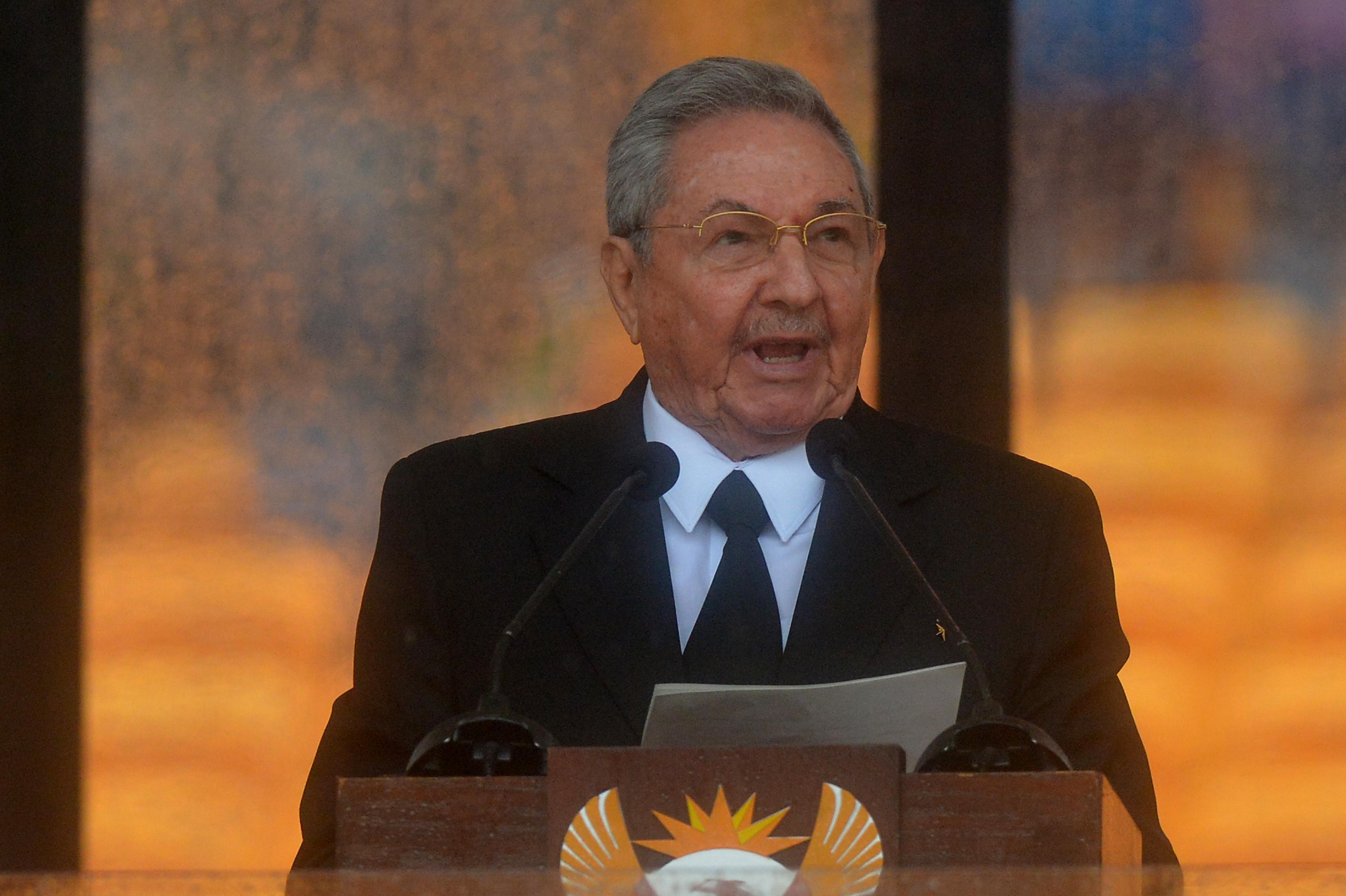Raúl Castro: U.S. And Cuba Can Have 'Civilized Relationship'