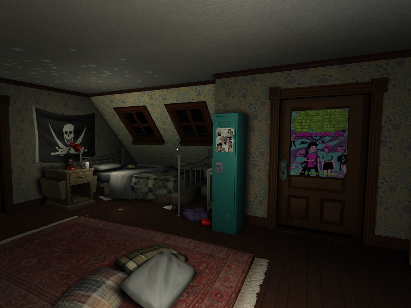 A Game With Heart, Gone Home Is A Bold Step In Storytelling