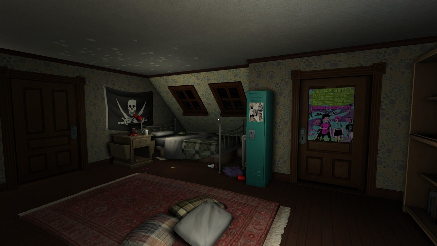 A Game With Heart Gone Home Is A Bold Step In Storytelling All