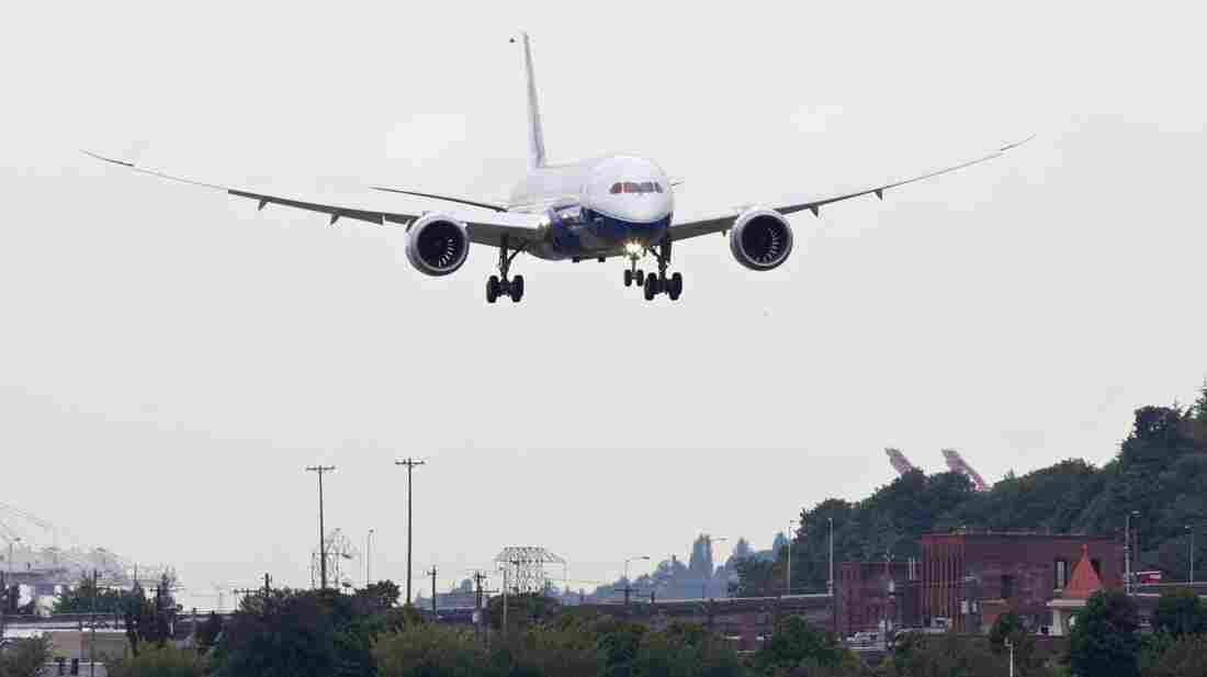 A Boeing 787-9 Dreamliner concludes its first flight in September. Overall, plane-related fatalities have decreased dramatically this year.
