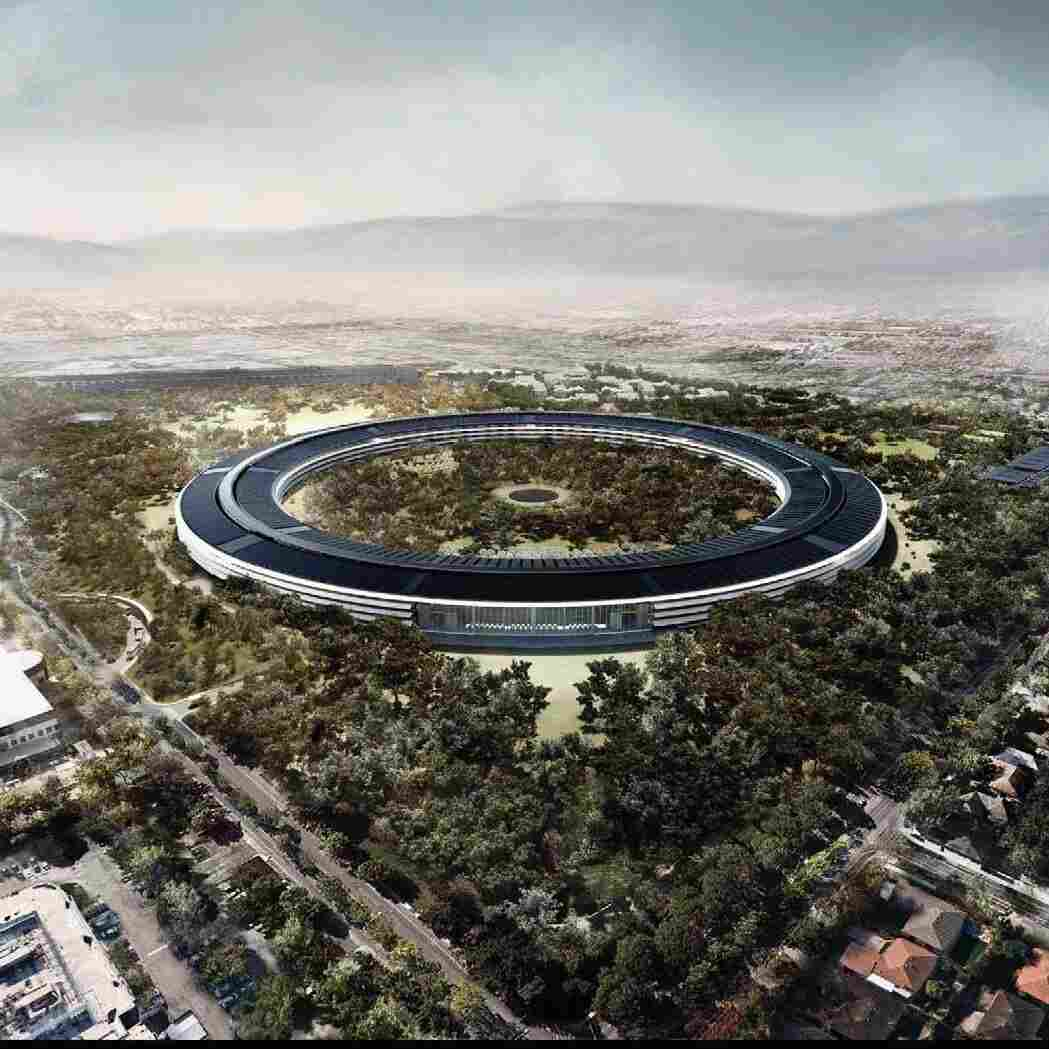 Check Out These Gorgeous, Futuristic Tech Company Headquarters