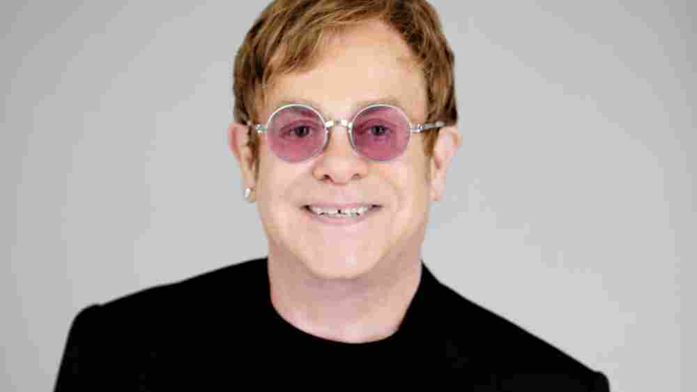 A More Reflective Leap On Elton John's 'Diving Board'