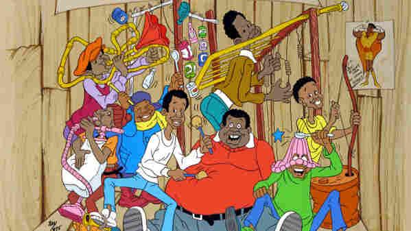 Hey Hey Hey! Historian Draws Attention To '70s Black Animation Art