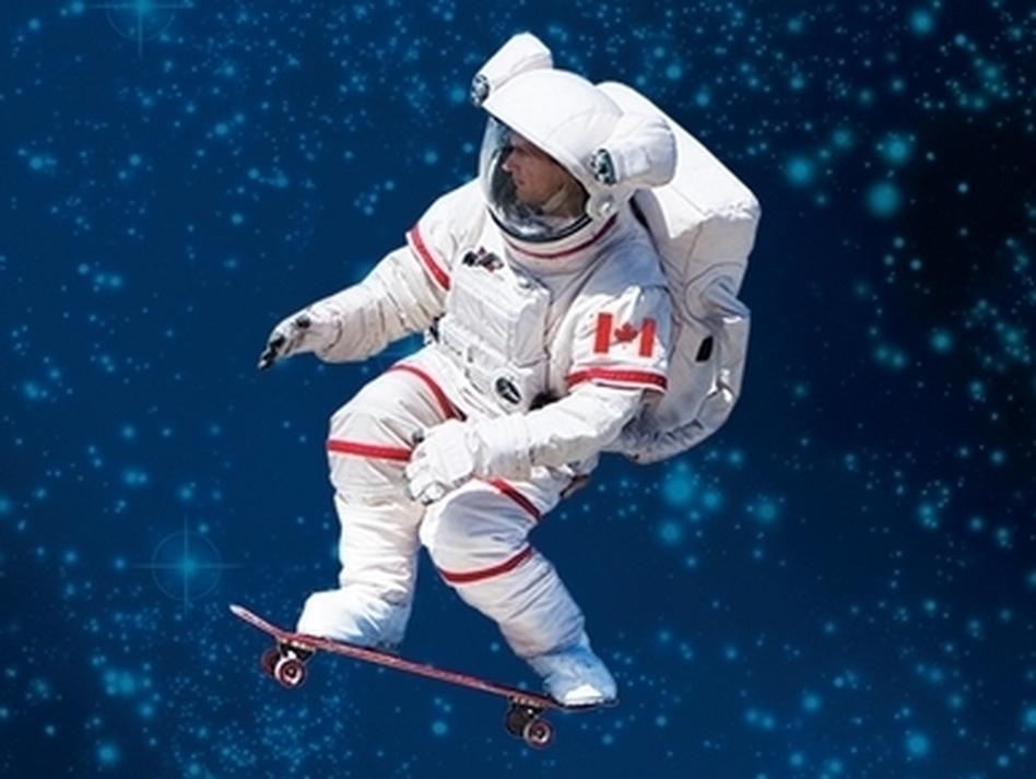 hazards of being an astronaut - photo #14