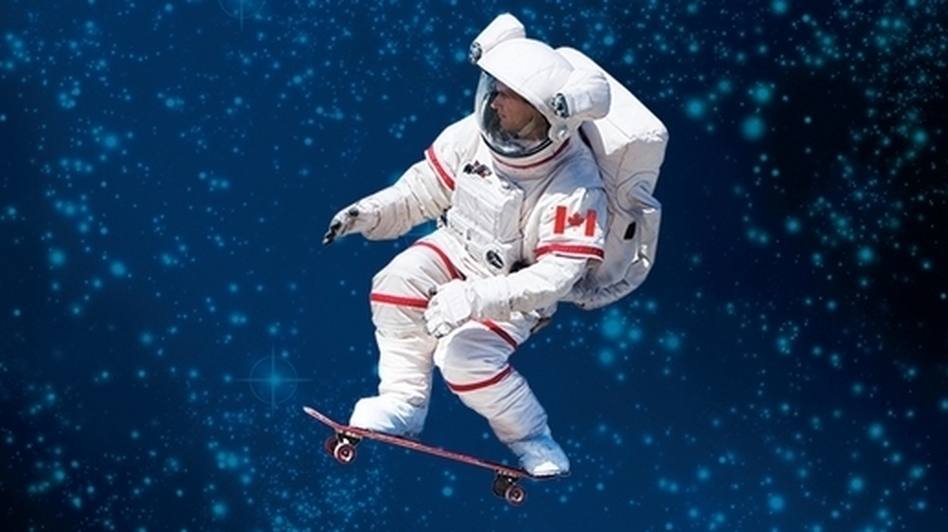 Astronaut Chris Hadfield Brings Lessons From Space Down To ...