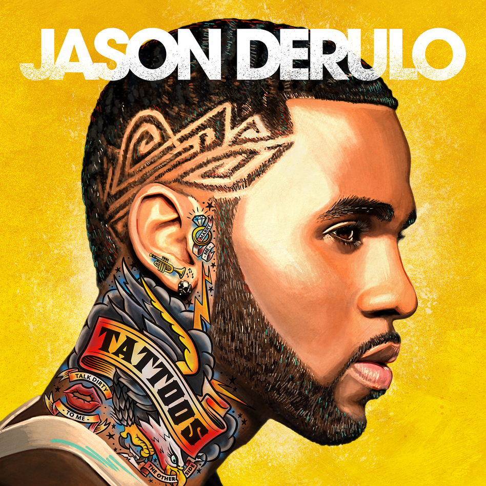 Tattoos by Jason DeRulo