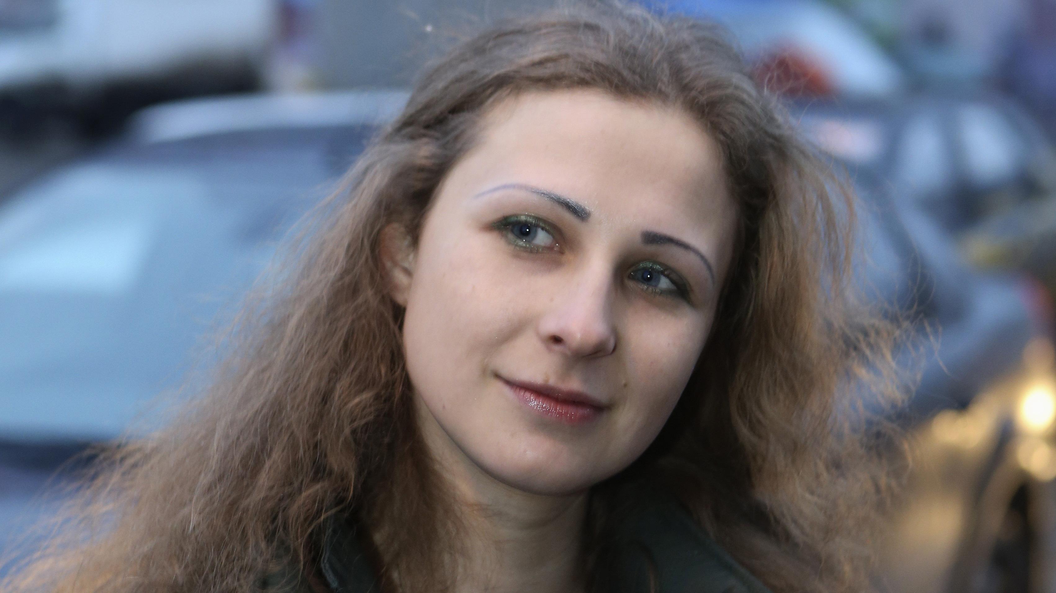 Mariya Alyokhina Nude Photos 12