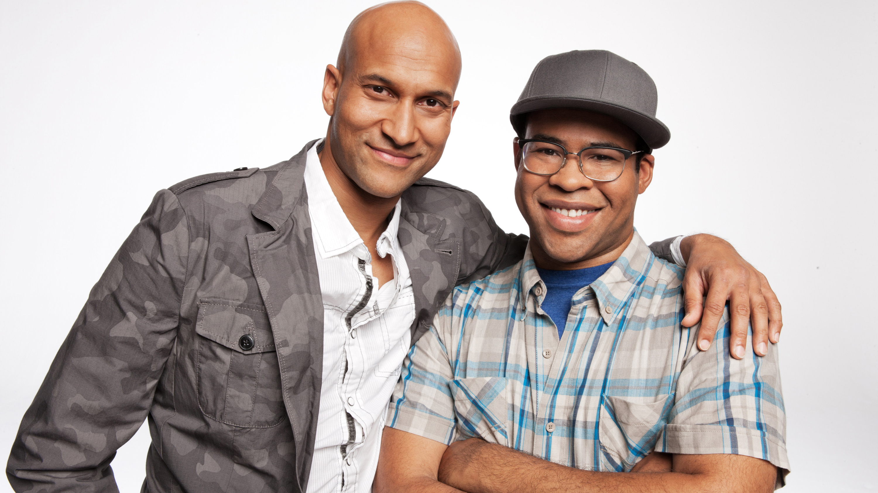 For Key And Peele, Biracial Roots Bestow Special Comedic 'Power'