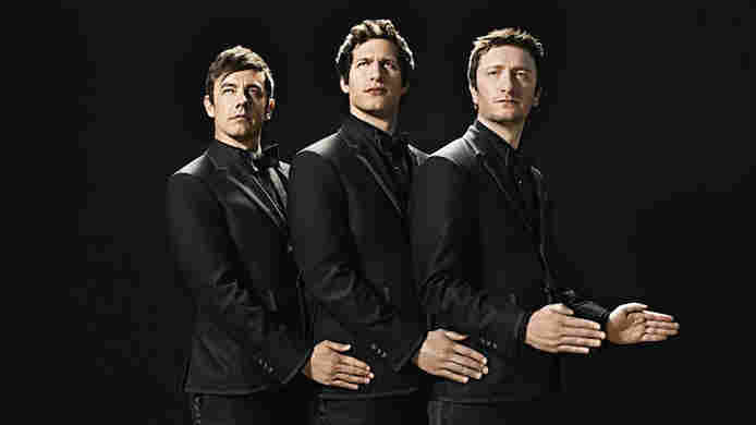 Samberg, Taccone And Schaffer: Three's Not A Lonely Island