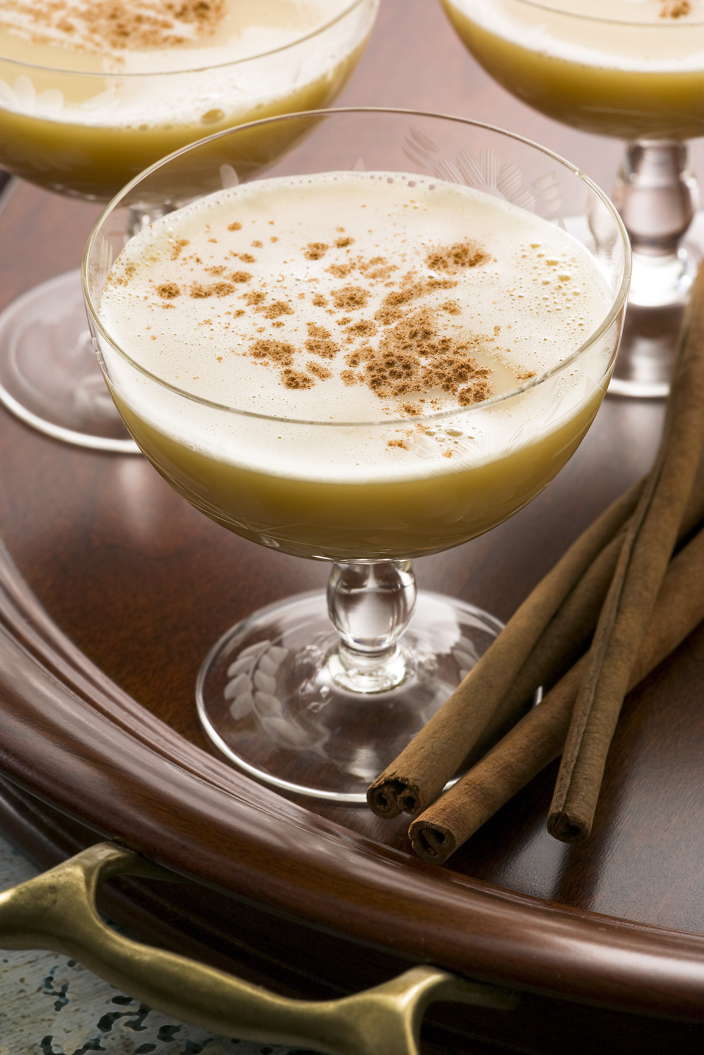 Spicing Up Your Holiday Drink List