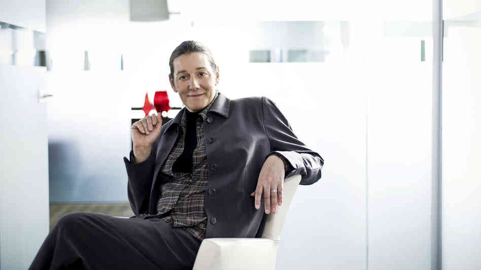Martine Rothblatt, CEO of United Therapeutics, is the namesake of the company's latest drug, Orenitram.