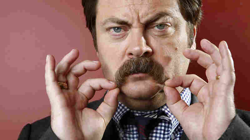Actor Nick Offerman in October 2012 in New York.
