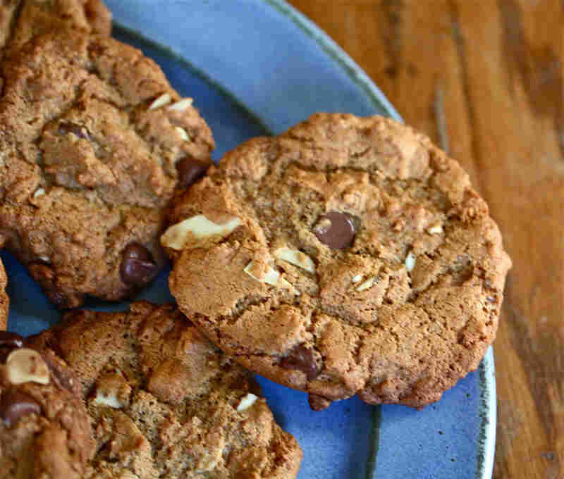 Nicole Spiridakis' 2012 story on flourless baking (including a recipe for these Almond Butter Cookies) was one of this year's most-clicked Kitchen Window stories — perhaps reflecting the growing trend toward going gluten-free?