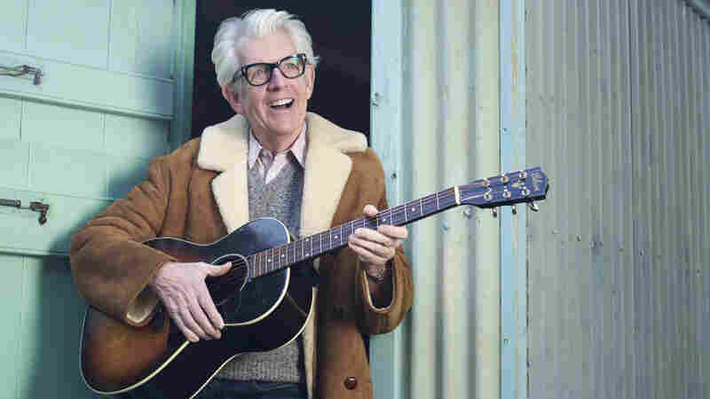 Nick Lowe On World Cafe