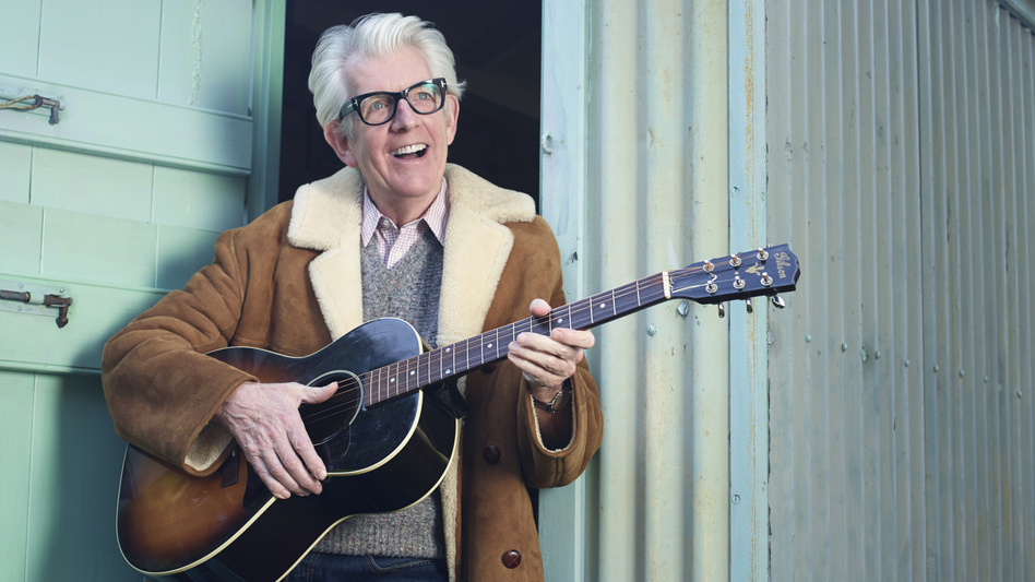 Nick Lowe. (Courtesy of the artist)