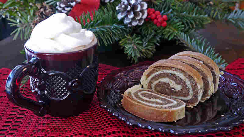 Mark Karney found the recipe for his mother's Hungarian nut roll in a dusty recipe box after she passed away. After lots of experimentation, he figured out how to make it and has revived it as a Christmas tradition.