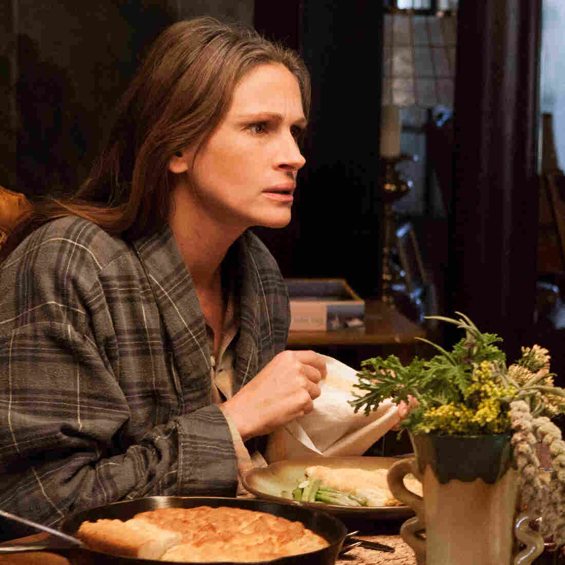 In 'Osage County,' A Family Consuming Itself