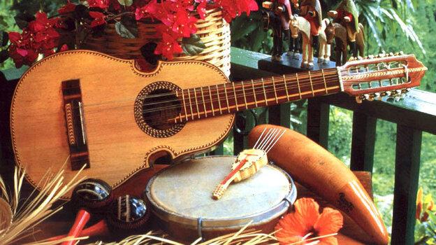 Andrea Echeverri: Latin Roots: A Puerto Rican Christmas : World Cafe : NPR