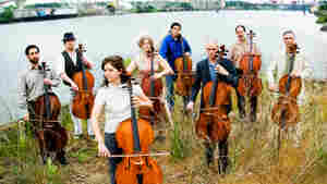 Portland Cello Project: 'Winter' Songs On World Cafe