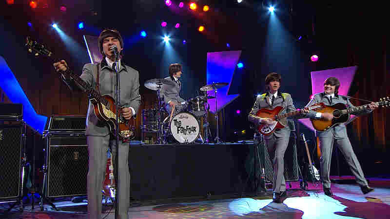 The Fab Four: A Beatles Cover Band On World Cafe