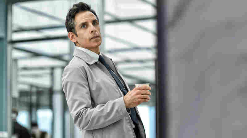 Ben Stiller has revisited James Thurber's henpecked daydreamer Walter Mitty in a new film that lets him become more conventionally heroic. NPR's Bob Mondello charts the character's changing fortunes over the years.