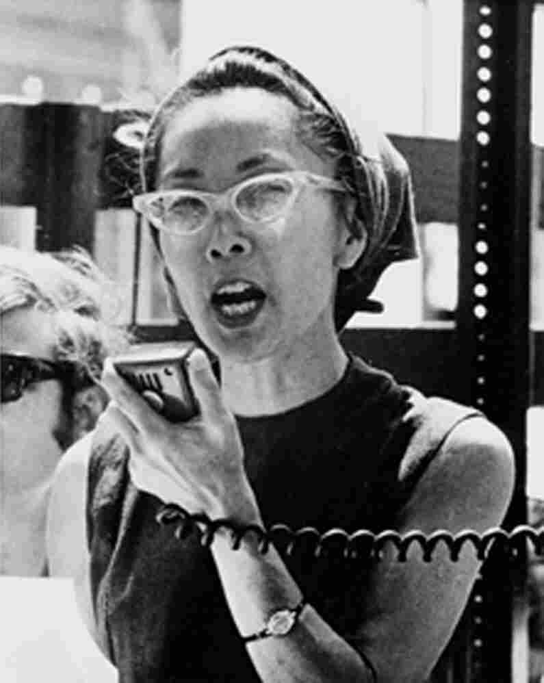 Like many Japanese-Americans, Yuri Kochiyama was place in an internment camp during World War II. She became an outspoken civil rights activist, and began an unlikely friendship with Malcolm X.