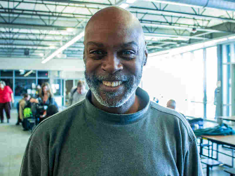 Thousands of homeless people like Jerry Gross could benefit from Iowa's Medicaid expansion under the Affordable Care Act.
