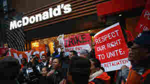 McDonald's Shuts Down Website That Told Workers To Avoid Fast Food