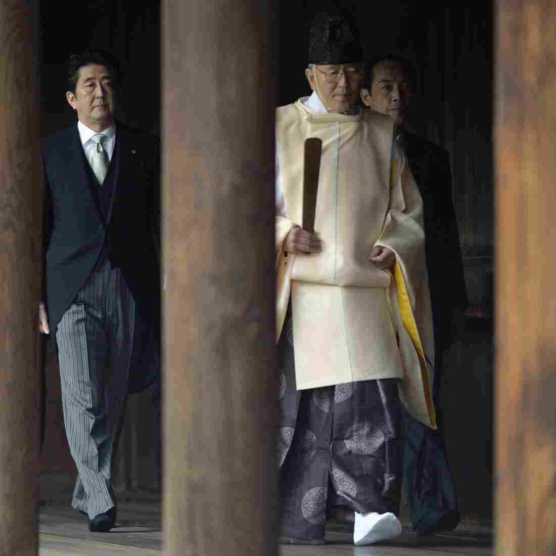 Japan's Abe May Have Hoped To Anger Others With Shrine Visit