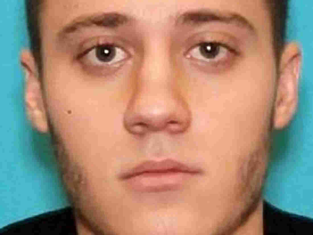 Paul Ciancia, 23, in an undated photo provided by the FBI.
