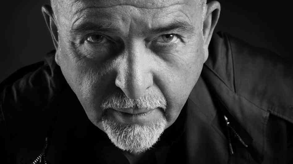 Peter Gabriel's new album, And I'll Scratch Yours, comes out Jan. 7.