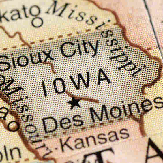 Iowa Opens The Doors To Medicaid Coverage, On Its Own Terms