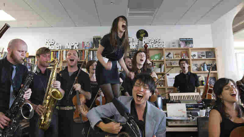 2013: The Year In Tiny Desk Concerts