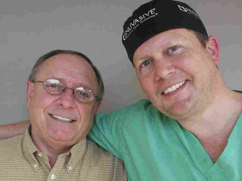 After a patient told neurosurgeon Lee Buono to thank the teacher who inspired him, he called up Al Siedlecki.