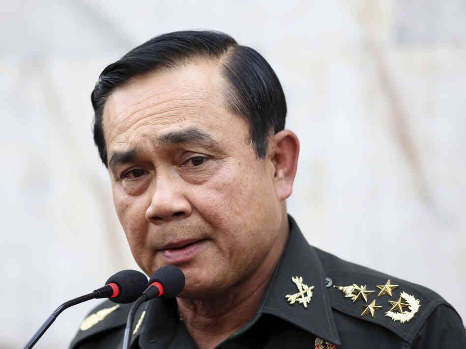 Thailand's army chief Gen. Prayuth