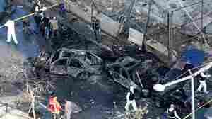 Bomb Blast In Beirut Kills Former Ambassador To U.S.