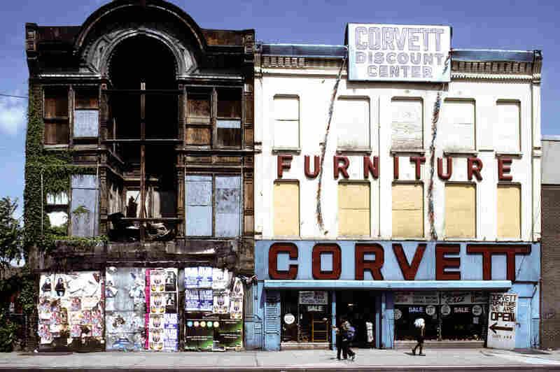 167 E. 125th St., Harlem, 1999.
