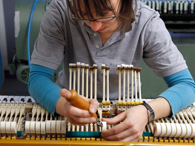 Chopins Favorite Piano Factory Plays Its Final Chord Deceptive