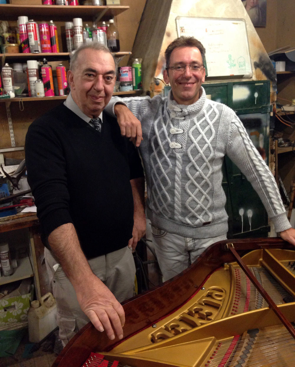 Chopin's Favorite Piano Factory Plays Its Final Chord