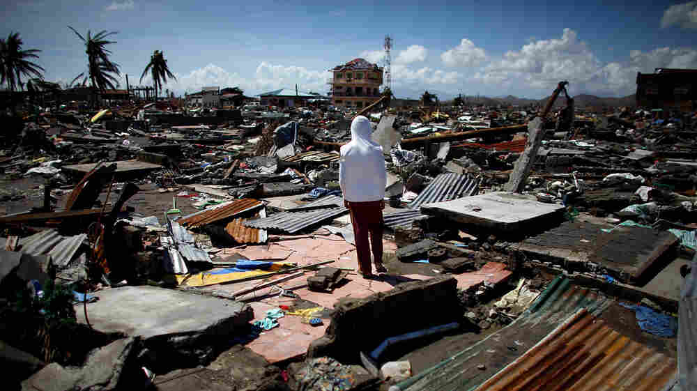 Rushing Toward Chaos: Covering The Aftermath Of Typhoon Haiyan