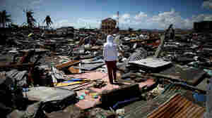 Rushing Toward Chaos: Covering The Aftermath Of Typhoon Haiyan