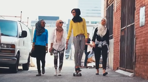 "The YouTube video ""Somewhere in America,"" featuring diverse Muslim women wearing hijab, immediately sparked strong reactions — both positive and negative."
